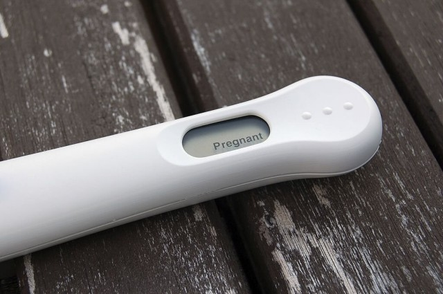 positive pregnancy test now what